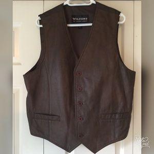Wilson's Leather Vest